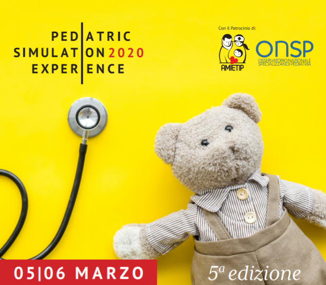 Pediatric Simulation Experience 2020